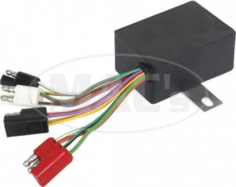 SEQUENTIAL RELAY - W/out Auxiliary Stop Lamps - Be