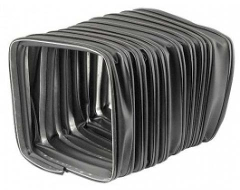 Ford Thunderbird Heater Duct, Square, 1955-57