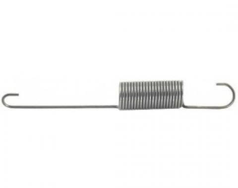 Ford Thunderbird Accelerator Pedal Arm Return Spring, Except With 3X2 BBL Carb, 1961-66