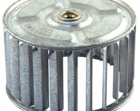 Ford Thunderbird Heater Blower Motor Fan, Squirrel Cage, 1955-57
