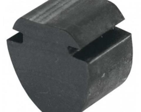 Ford Thunderbird Brake Or Clutch Pedal Arm Bumper, Rubber, Replacement Type, , 1955-57