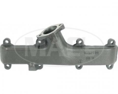 Ford Thunderbird Exhaust Manifold, Left, 352 V8, 1958-60