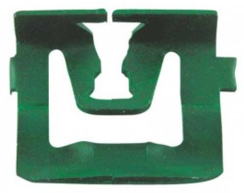 Ford Thunderbird Moulding Clip, For Windshield, 1966-71