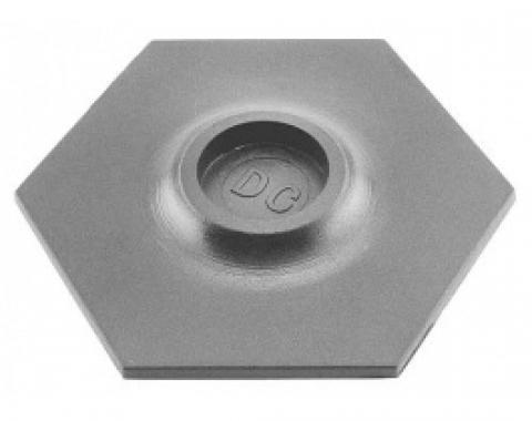 Daniel Carpenter Leaf Spring Anti-Squeak, Hexagon Shaped C0AA-5586