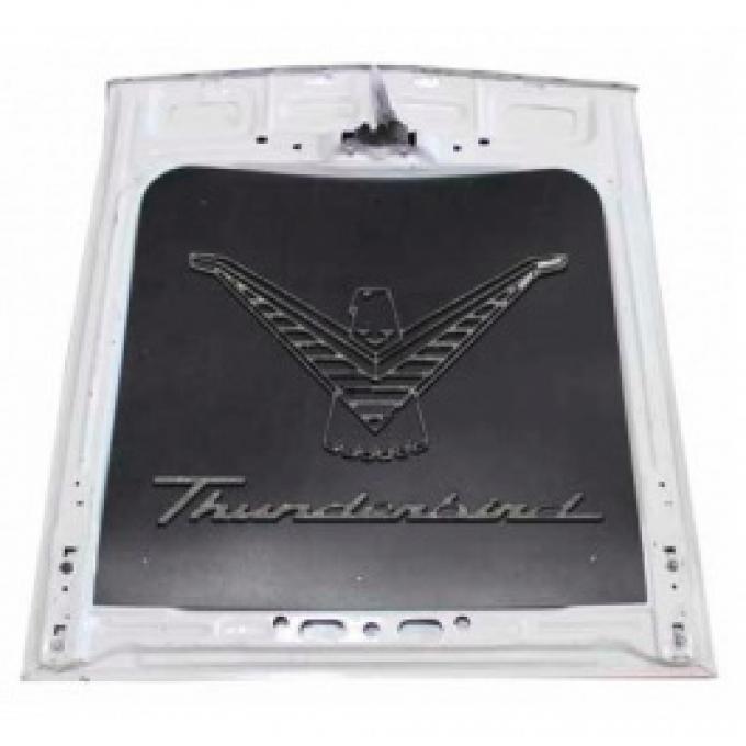 Thunderbird Hood Cover and Insulation Kit, AcoustiHOOD, 1964-1965