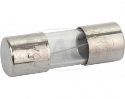 SFE 6 GLASS TUBE FUSE