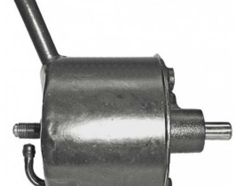 Ford Thunderbird Ford Power Steering Pump, Reman, Later Year Replacement Style, Small Filler Neck, 1965-66