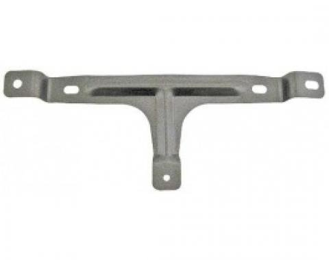 Ford Thunderbird Front License Plate Bracket, Before 4-13-1964, Will Fit Any 1964 & 1965