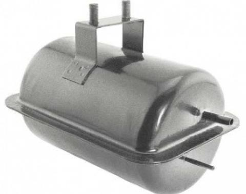 Ford Thunderbird Air Conditioner Vacuum Canister, Double Nipple Type, 1961-65