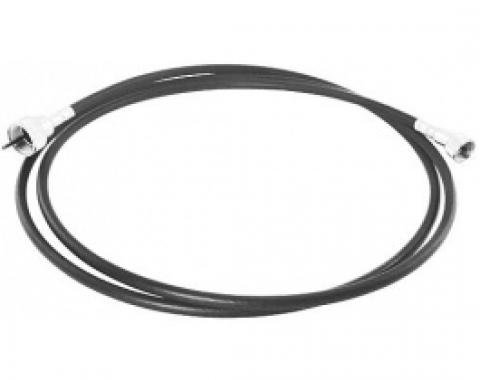 Ford Thunderbird Speedometer Cable, Housing & Core, With Cruise Control, Upper, 1966
