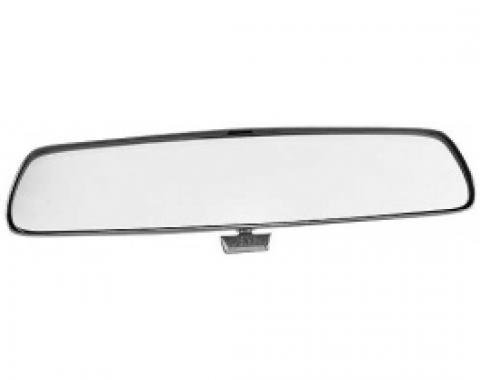 Ford Thunderbird Inside Rear View Mirror, Chrome, Twist Type Day-Night Mirror, 1955-57
