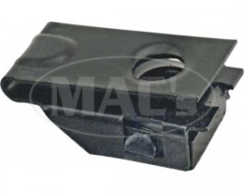 Ford Thunderbird Frame Clip With Nut, 1-5/8 Long, 1955-57