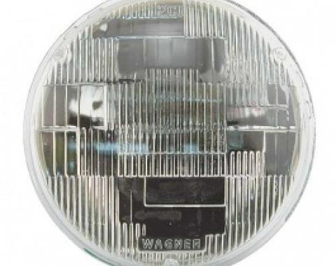 Ford Thunderbird Sealed Beam Headlight, Low Beam, 1958-71