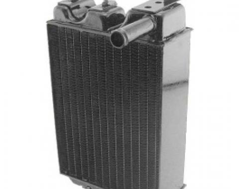 Ford Thunderbird Heater Core, 1 Pipe With 3 Tabs, 1958-60