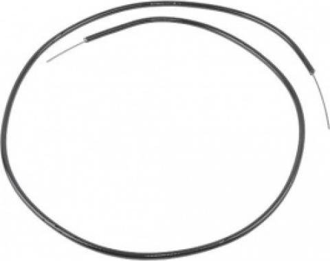 Ford Thunderbird Hood Release Transverse Cable, 1958-60
