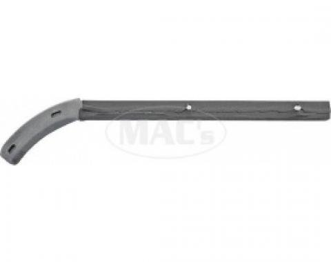 Ford Thunderbird Soft Top Side Rail Seal, Right Front, 1955-57