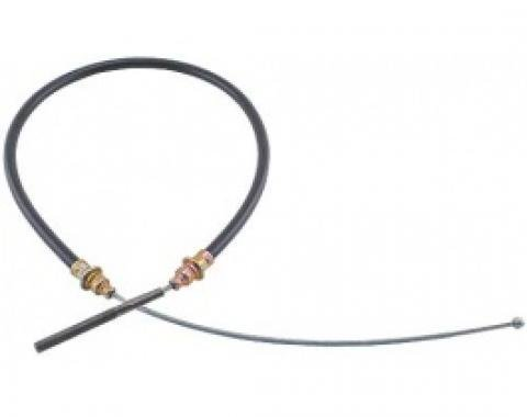 Ford Thunderbird Emergency Brake Cable, Front, 42, 1958-60