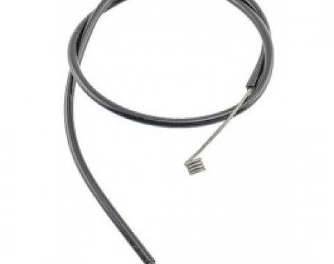 Ford Thunderbird Heater Temperature Control Cable, 1959-60
