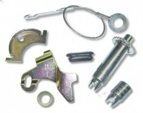 Ford Thunderbird Brake Shoe Self Adjuster Repair Kit, 5 Pieces, Left, Front Or Rear, 1961-66