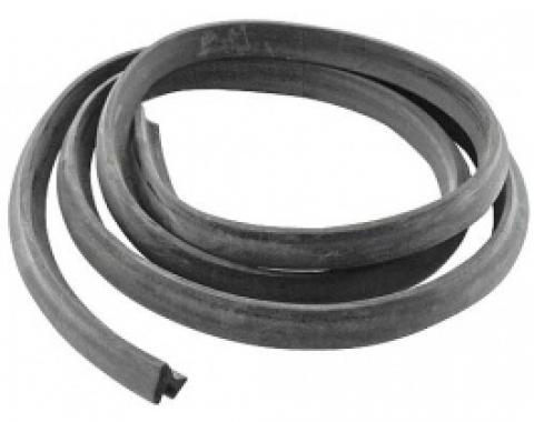 Ford Thunderbird Package Tray Seal, Coupe, 1958-63
