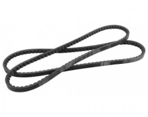 Ford Thunderbird Power Steering Belt, Cars Without Air Conditioning, 1955-57