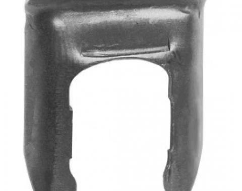 Ford Thunderbird Emergency Brake Cable Clip, Cable To Dash And Frame, 1958-59