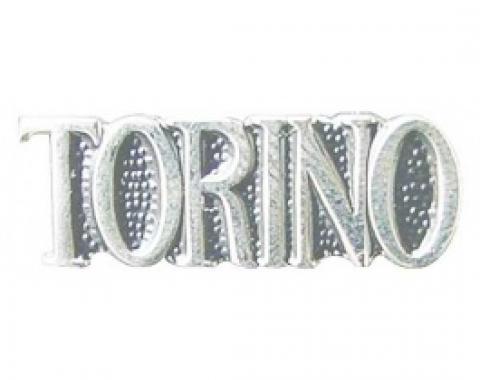Hat Pin, Torino Script