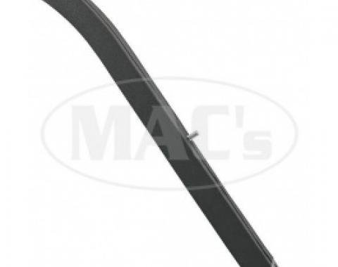 Ford Thunderbird Soft Top Side Rail Seal, Right Rear, 1955-57