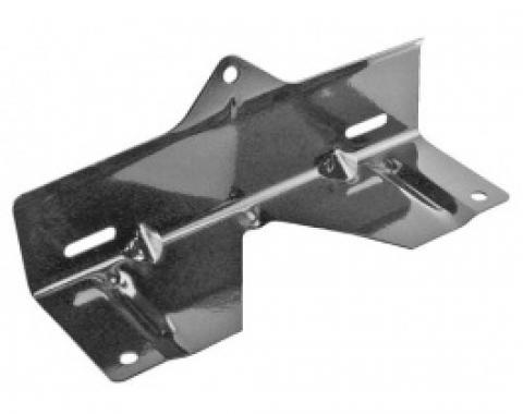 Ford Thunderbird Front License Plate Bracket, 1958-60