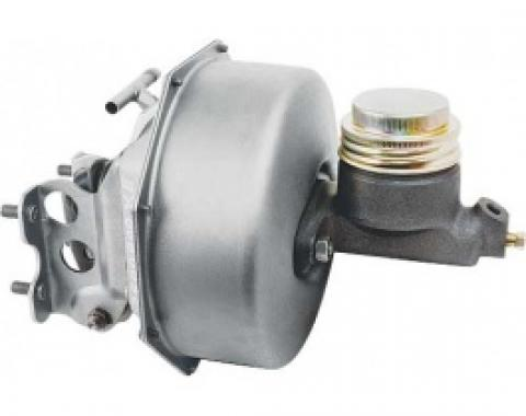 Ford Thunderbird Power Brake Booster, Remanufactured, With Master Cylinder, Screw Type, 1961