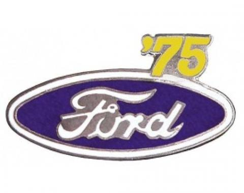 Hat Pin, Ford Oval With '75