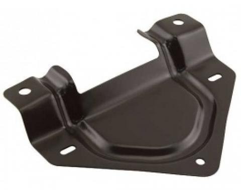 Ford Thunderbird Front License Plate Bracket, 1961-63