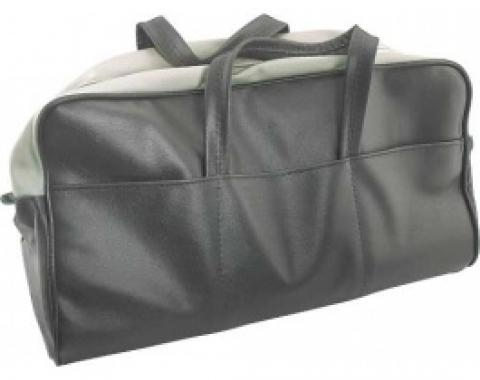 Ford Thunderbird Tote Bag, Black & White, 1957