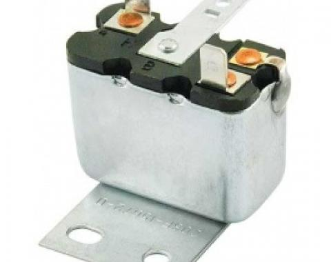 Ford Thunderbird Convertible Top Relay, 2 Contact Posts, Stamping # COSF-15672-D, 1960-63