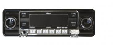 Custom AutoSound® 4-Din Radios | Black Face