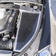 2006-2015 Cadillac CTS-V - Carbon Fiber Fender Covers 4Pc 123026