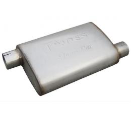 Pypes Street Pro Mufflers MVS10
