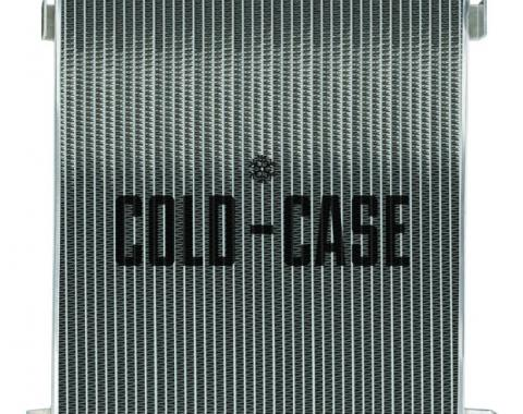 Cold Case Radiators 1932 Highboy Ford Engine 27 Inch Aluminum Performance Radiator STF905A-1