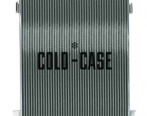 Cold Case Radiators 1932 Highboy Chevy Engine 27 Inch Aluminum Performance Radiator STF902A-1