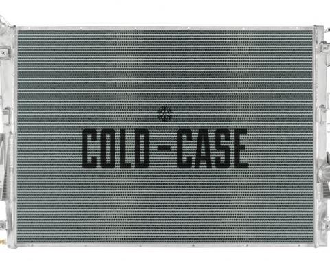 Cold Case Radiators 17-19 Ford F250/F350 Aluminum Radiator 6.7 Powerstroke Radiator FOT585A