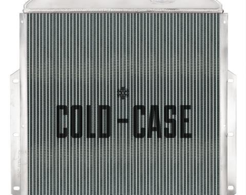 Cold Case Radiators 48-52 Ford Truck Aluminum Performance Radiator Chevy Engine FOT573A