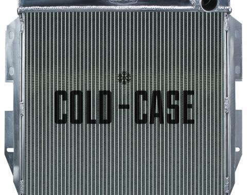 Cold Case Radiators 55-57 Thunderbird Aluminum Performance Radiator FOH586A