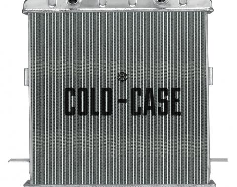 Cold Case Radiators 39-41 Ford Deluxe w/ Flathead Early Aluminum Performance Radiator STF912A-5