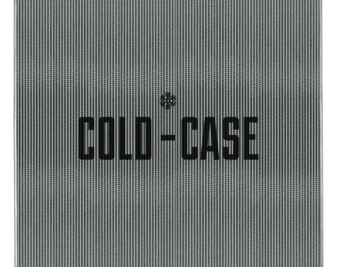 Cold Case Radiators 08-10 F250/350 Aluminum Performance Radiator 6.0 Diesel FOT582A