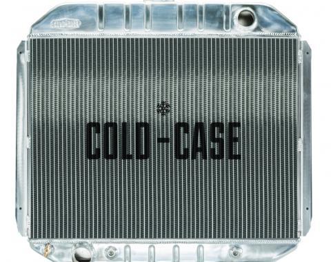 Cold Case Radiators 66-79 Ford Truck Bronco Aluminum Radiator FOT575A