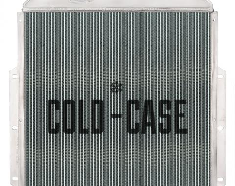 Cold Case Radiators 48-52 Ford Truck Aluminum Performance Radiator Ford Engine FOT572A