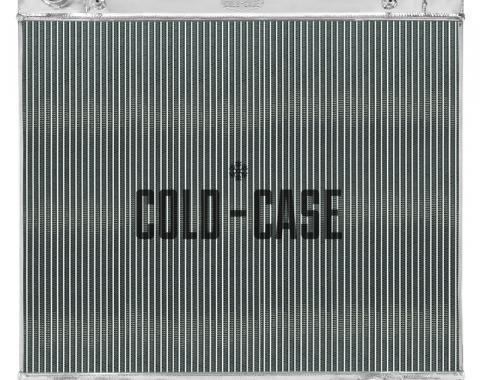 Cold Case Radiators 95-97 Ford F250/F350 Powerstroke 7.3L Aluminum Performance Radiator FOT580A