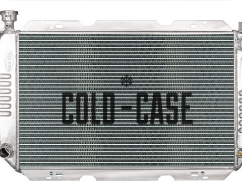 Cold Case Radiators 85-96 Ford Truck Coyote Swap Aluminum Radiator FOT579-5