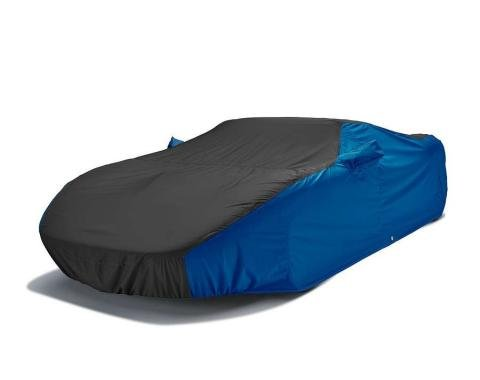 WeatherShield® HP Two-Color All-Weather Custom Fit Vehicle Cover