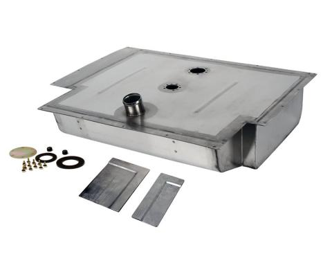 Detroit Speed DSE SS Fuel Tank for 1964.5-1970 Mustang Stock or Mini Tub Vehicles 080125
